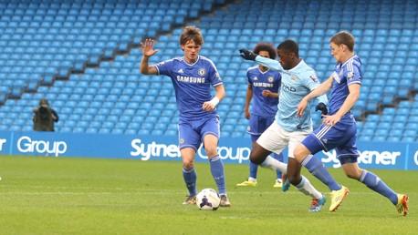 EDS v Chelsea: Match highlights