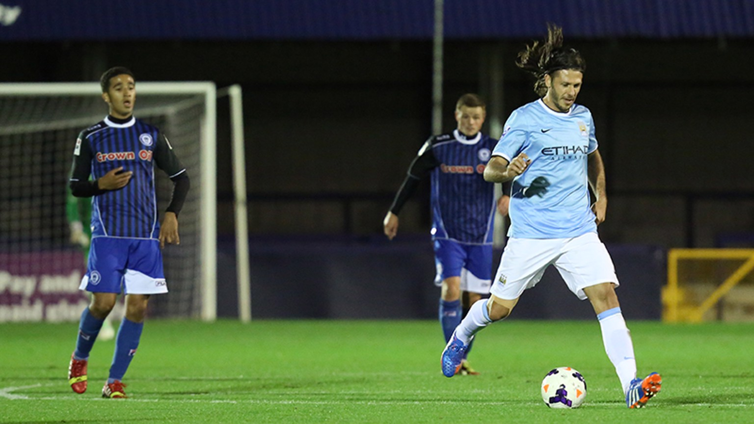 City EDS v Rochdale Manchester Senior Cup