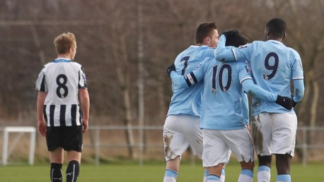 Newcastle v City EDS: Match highlights