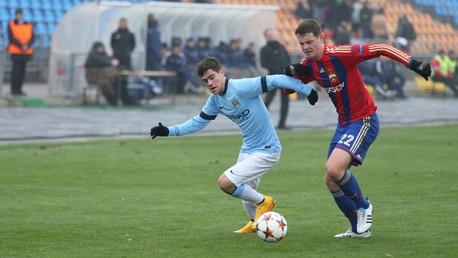 CSKA v City u19s: Extended match highlights