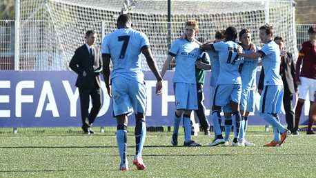 Top five: UEFA Youth League goals of 2014/15