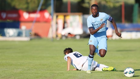 Gorica v City EDS: Highlights and reaction