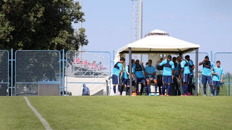 City EDS and Academy Tour Blog: Day Five