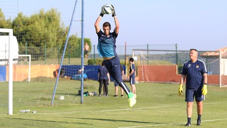 In Safe Hands: A 'keeper's psychology
