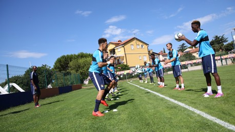 City EDS and Academy Tour Blog: Day Two