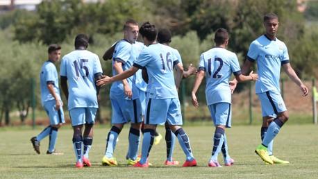 Wolves u18s v City u18s: Match highlights