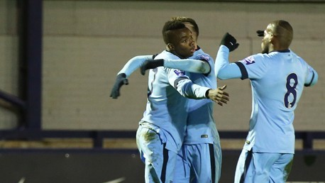 City EDS v Chelsea: Match highlights