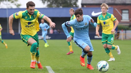 City EDS v Norwich: Highlights and reaction