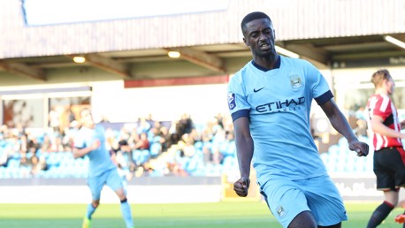 Jordy Hiwula dipinjamkan ke Yeovil