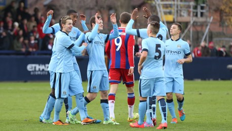 City EDS v Bayern: Match highlights
