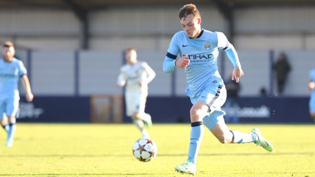Spurs U21s v City EDS: Match highlights