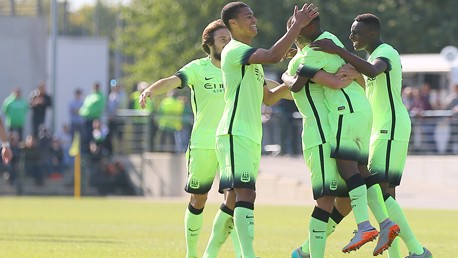 City EDS: BMG, Leicester highlights