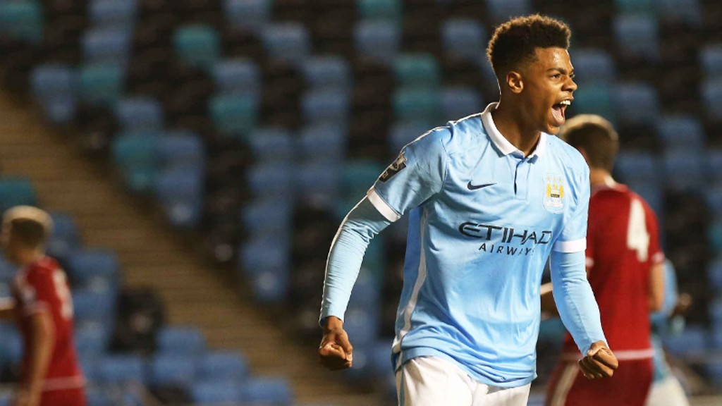 City EDS v Middlesbrough Barclays U21 Premier League match