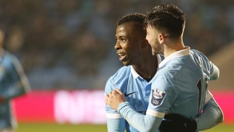 City EDS v Southampton U21s: Match highlights