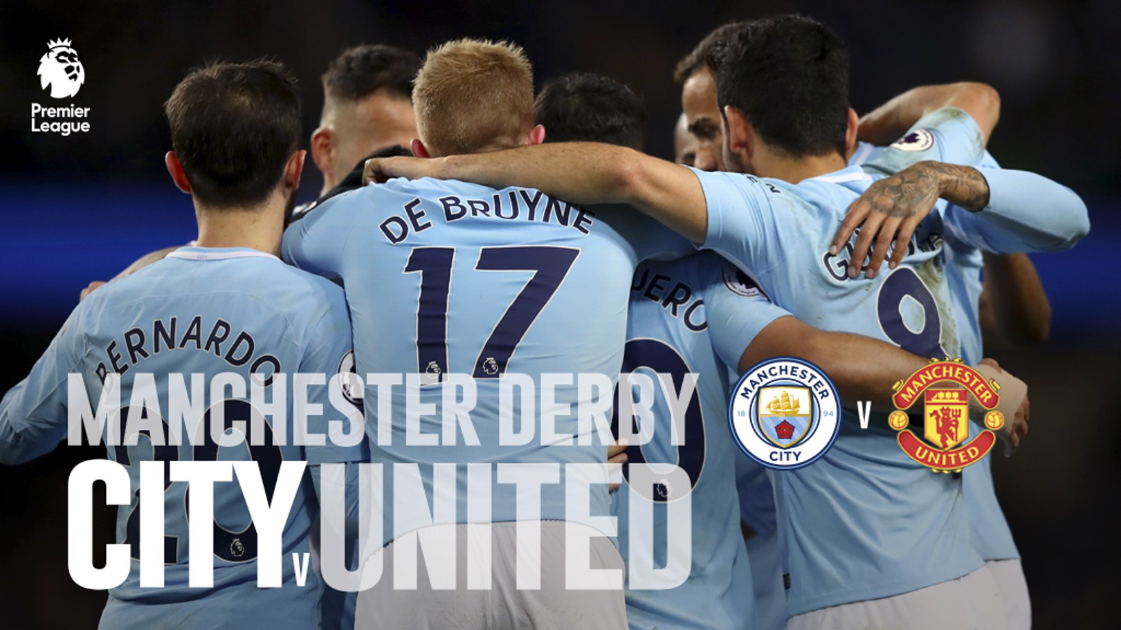 CITY-UNITED. 33ª jornada de la Premier League.