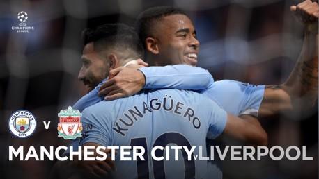 Man City x Liverpool