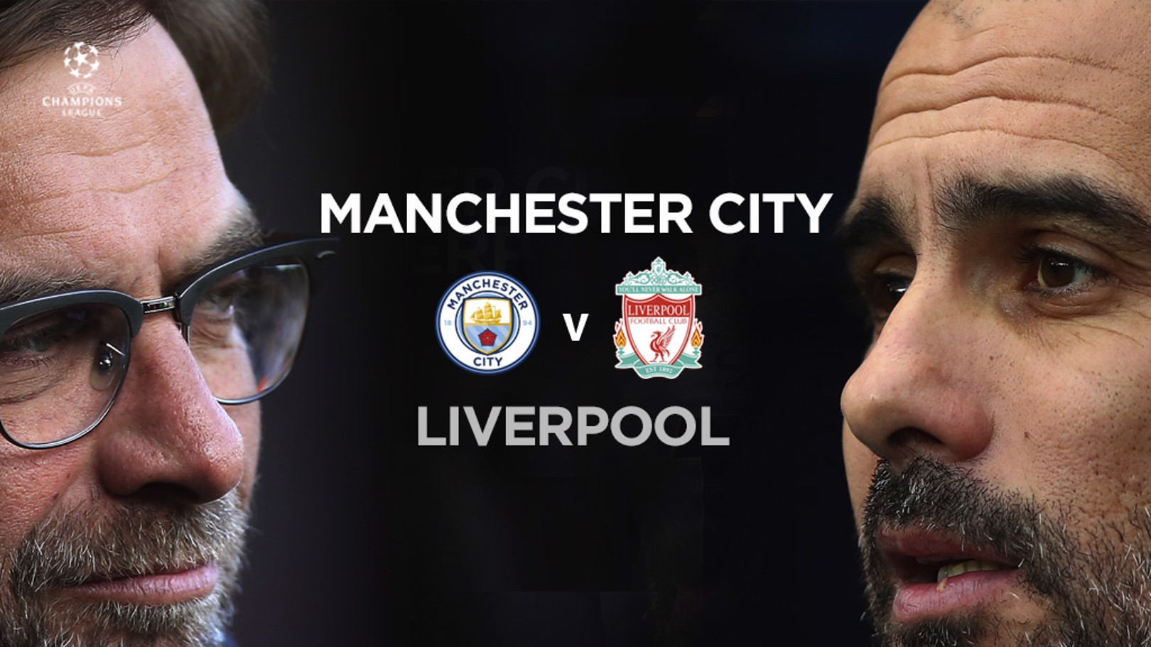 City vs Liverpool : En direct !