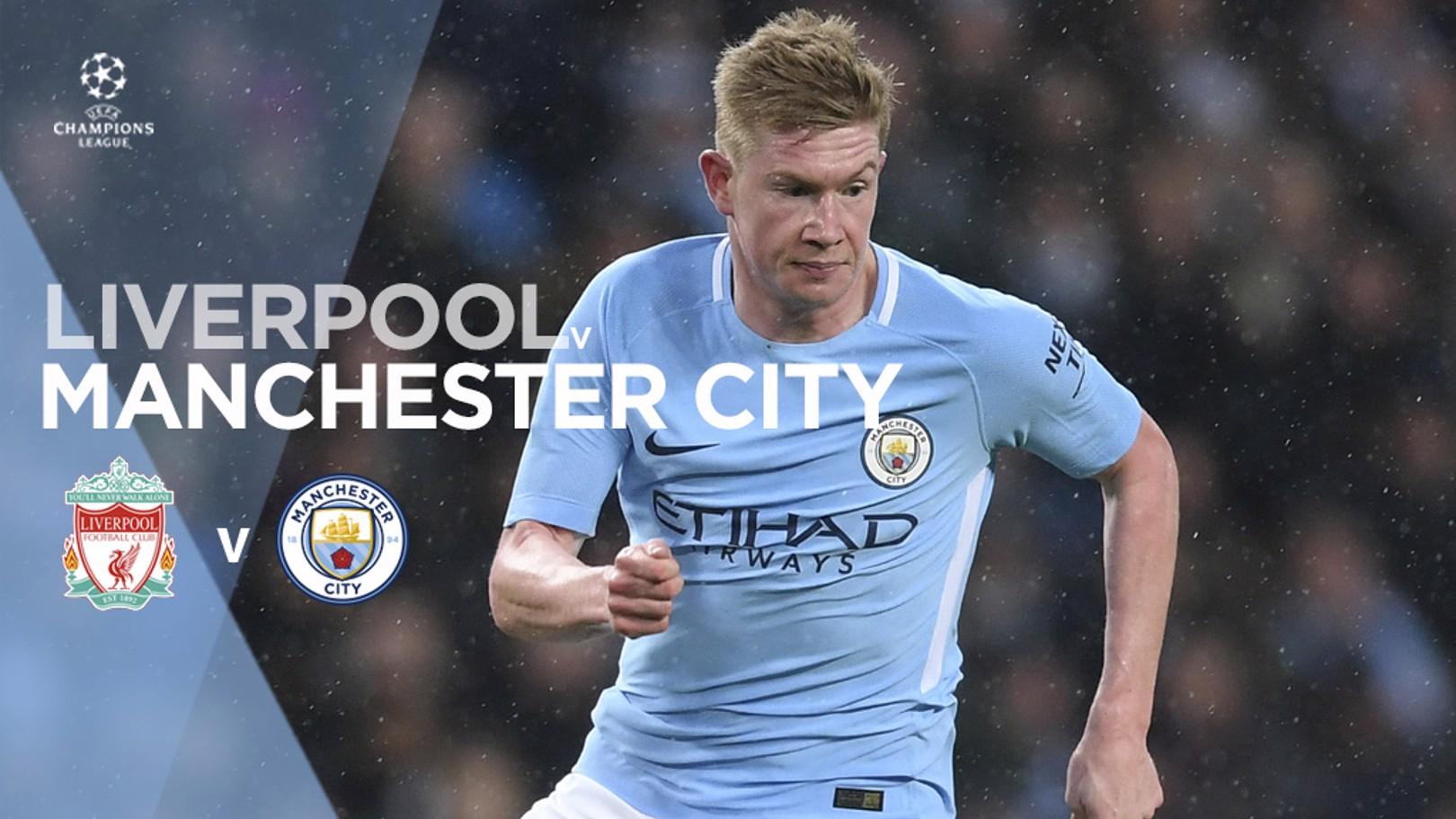 Liverpool vs City : En direct !