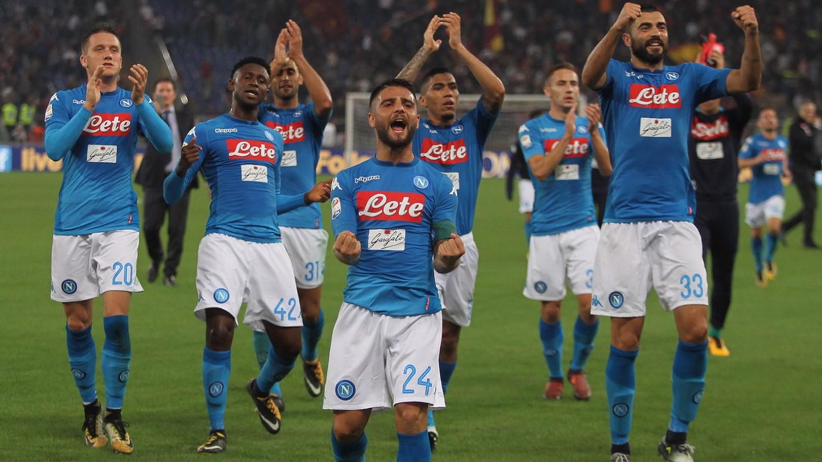 نابولي حقق الفوز في كل مبارياته في الدوري الإيطالي حتى الآن