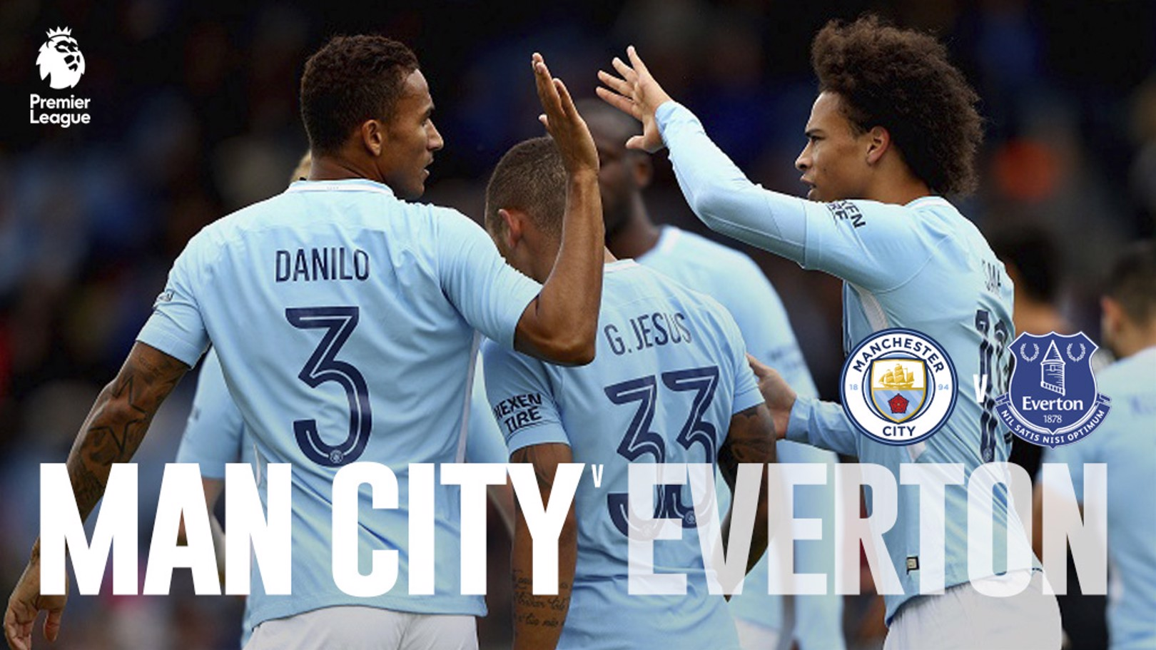 City - Everton: en directo