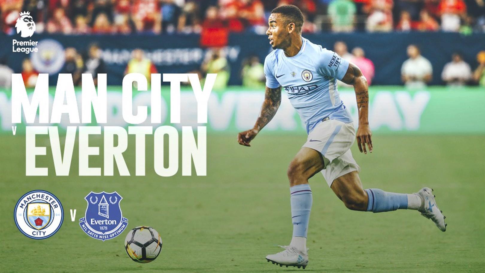 City v Everton: Comentários do Jogo