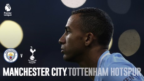 Man City x Tottenham
