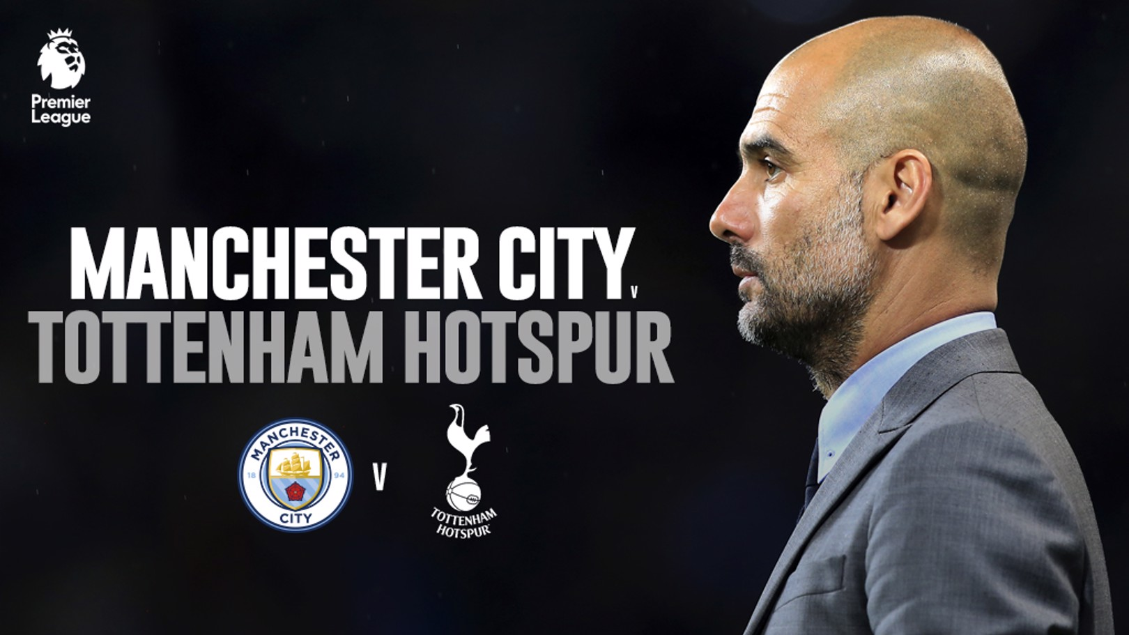 CITY-TOTTENHAM. 18ª jornada de la Premier League.