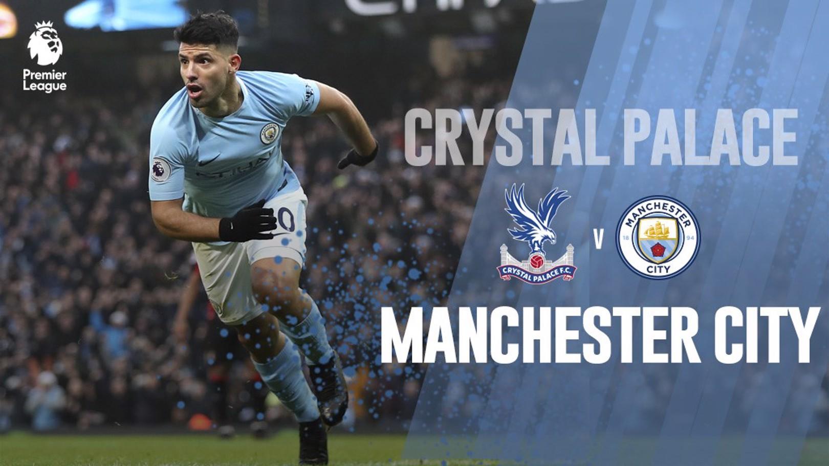 PALACE-CITY: 21ª jornada de la Premier League.