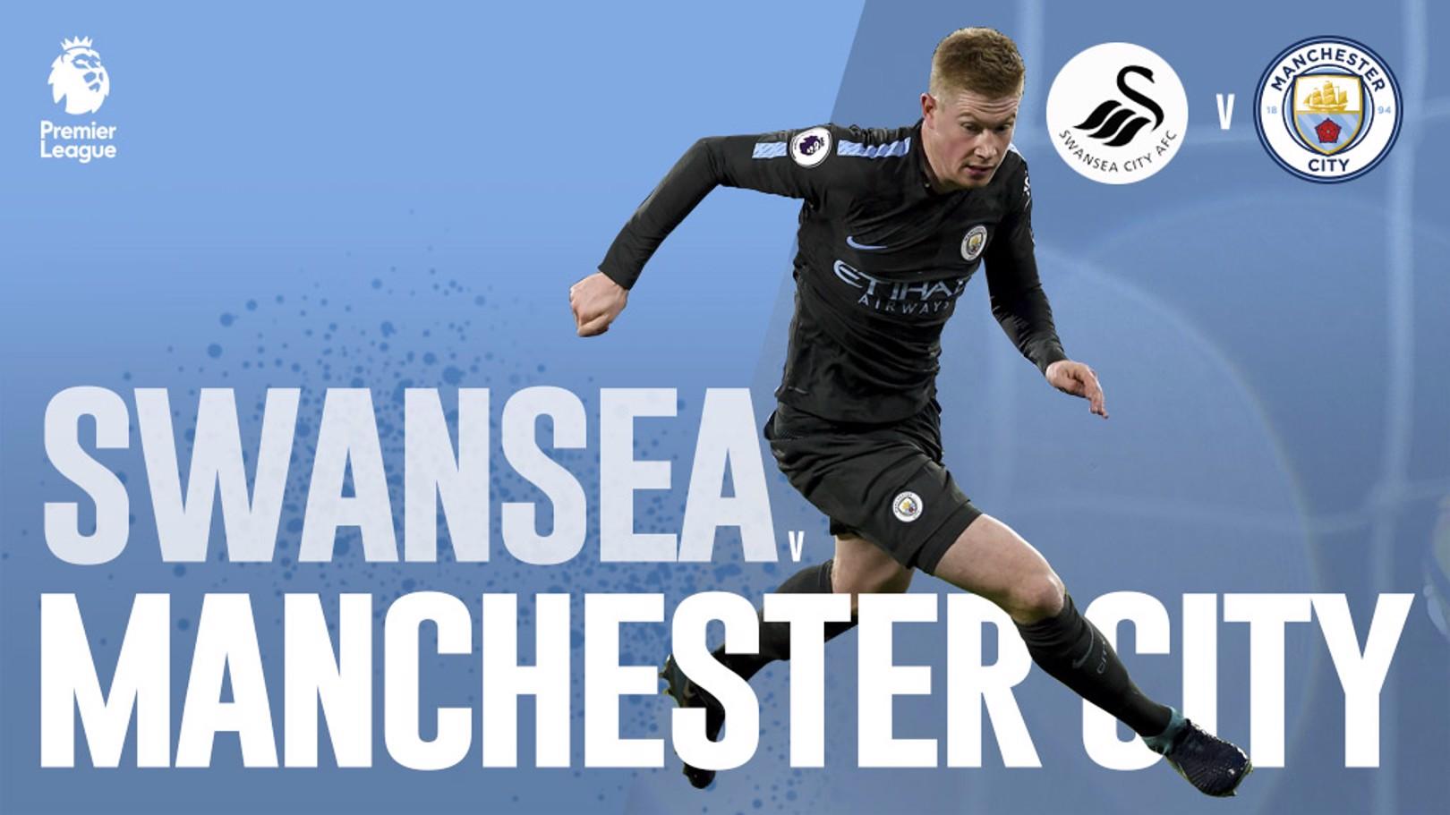 Swansea x Man City