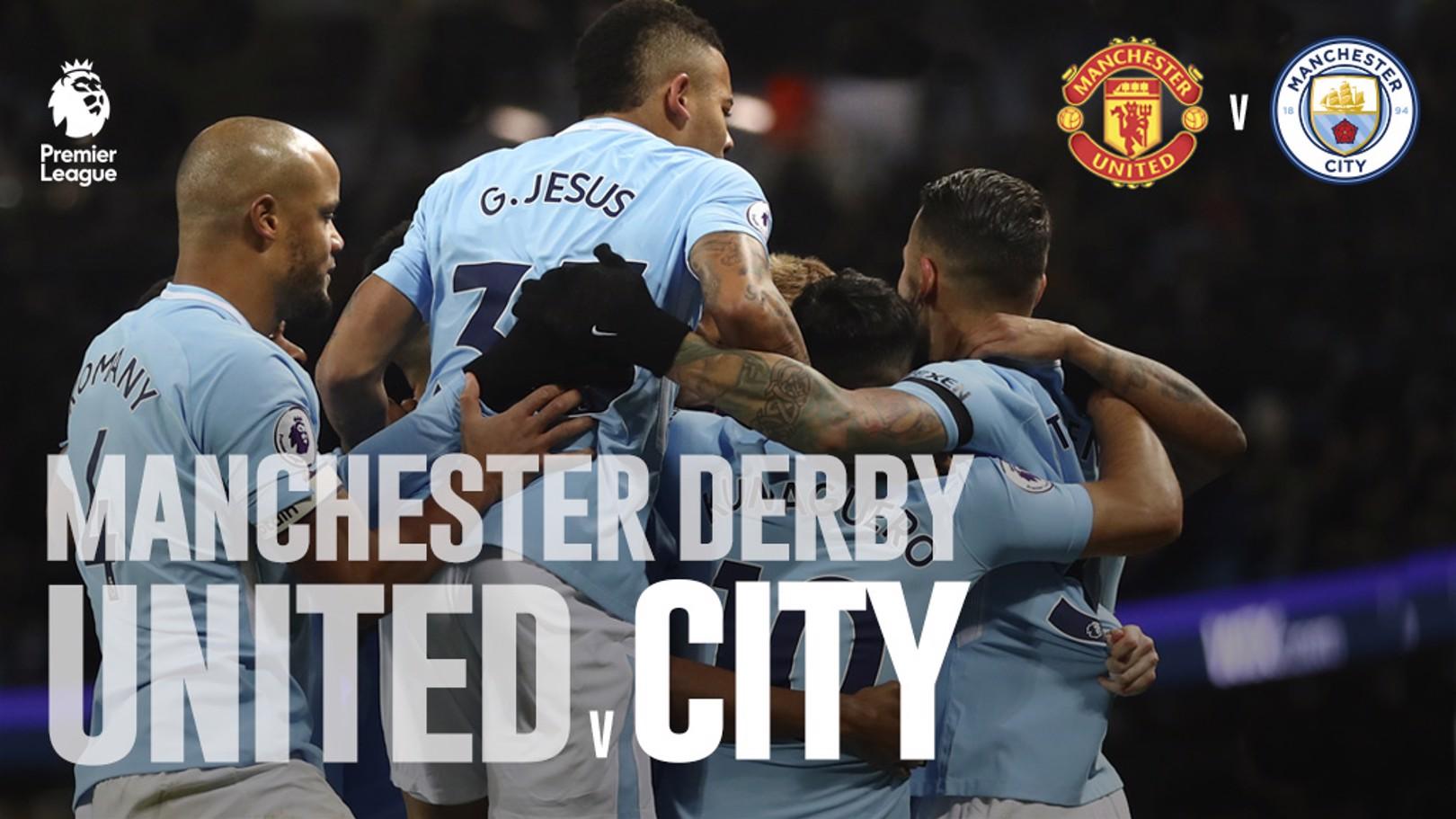 Man United x Man City