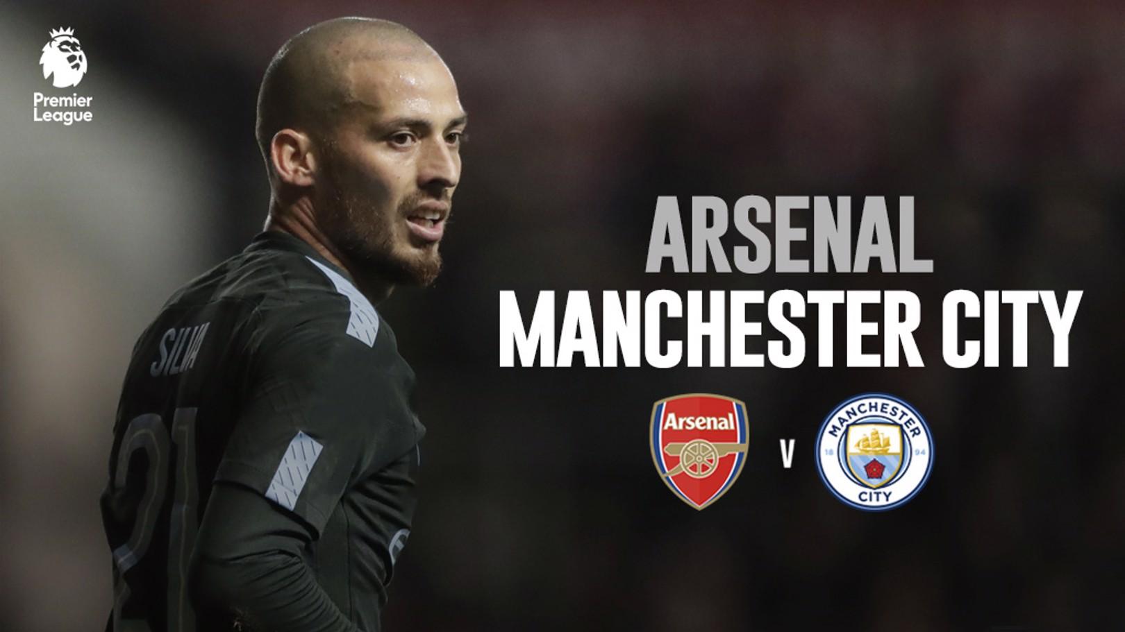 ARSENAL-CITY. 28ª jornada de la Premier League.