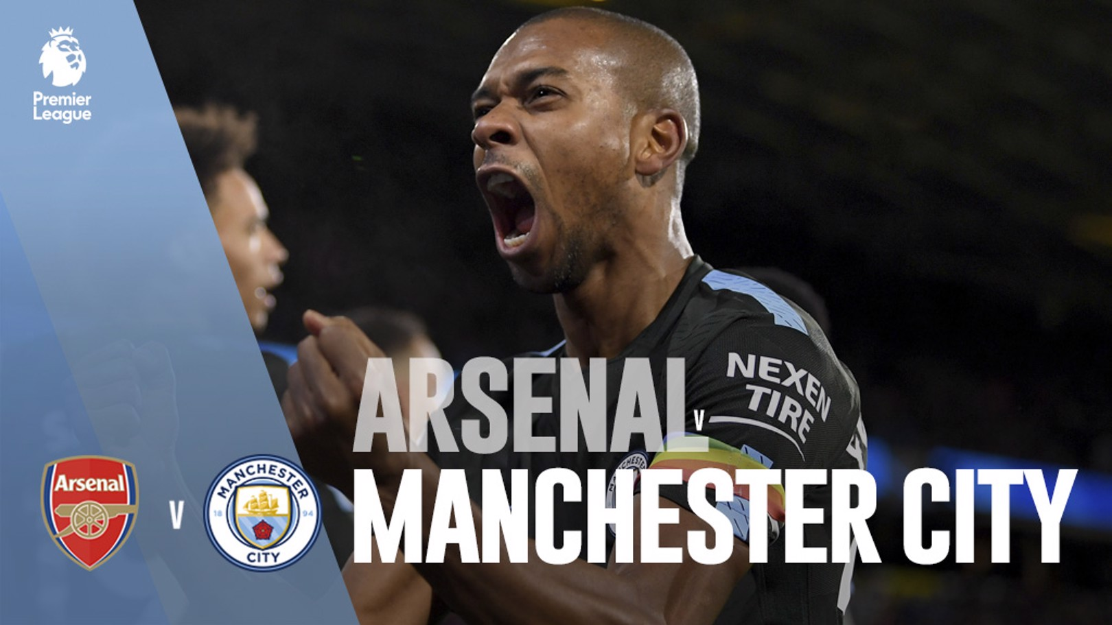 Arsenal x Man City