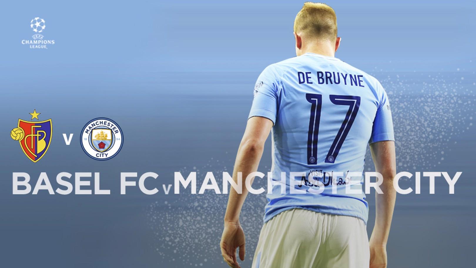 Basilea v Manchester City.