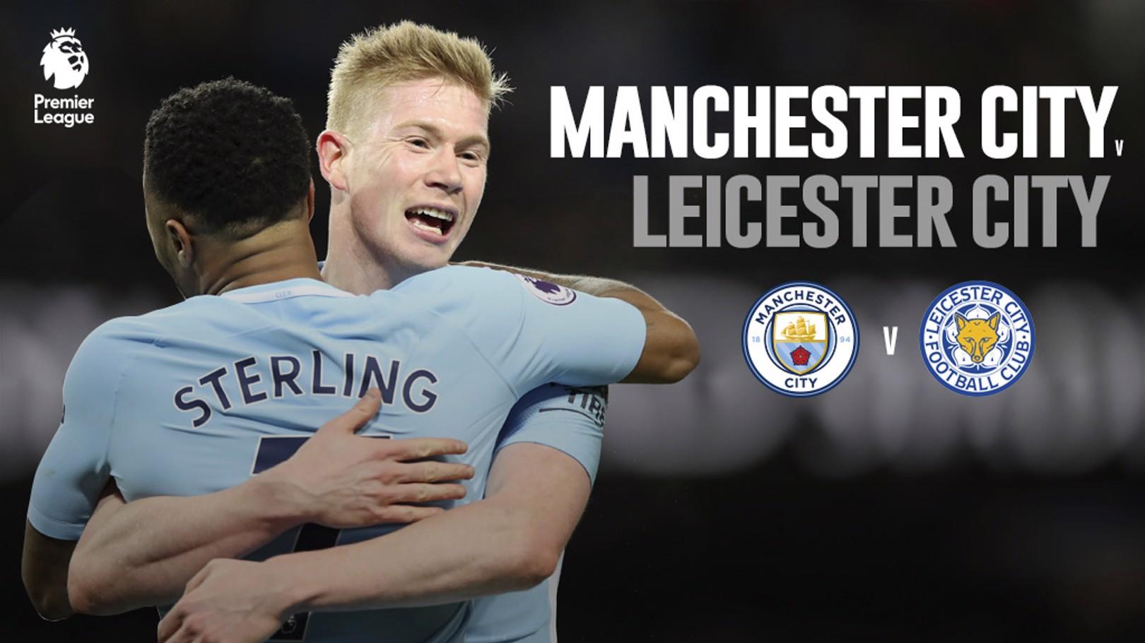 CITY-LEICESTER. 27ª jornada de la Premier League.
