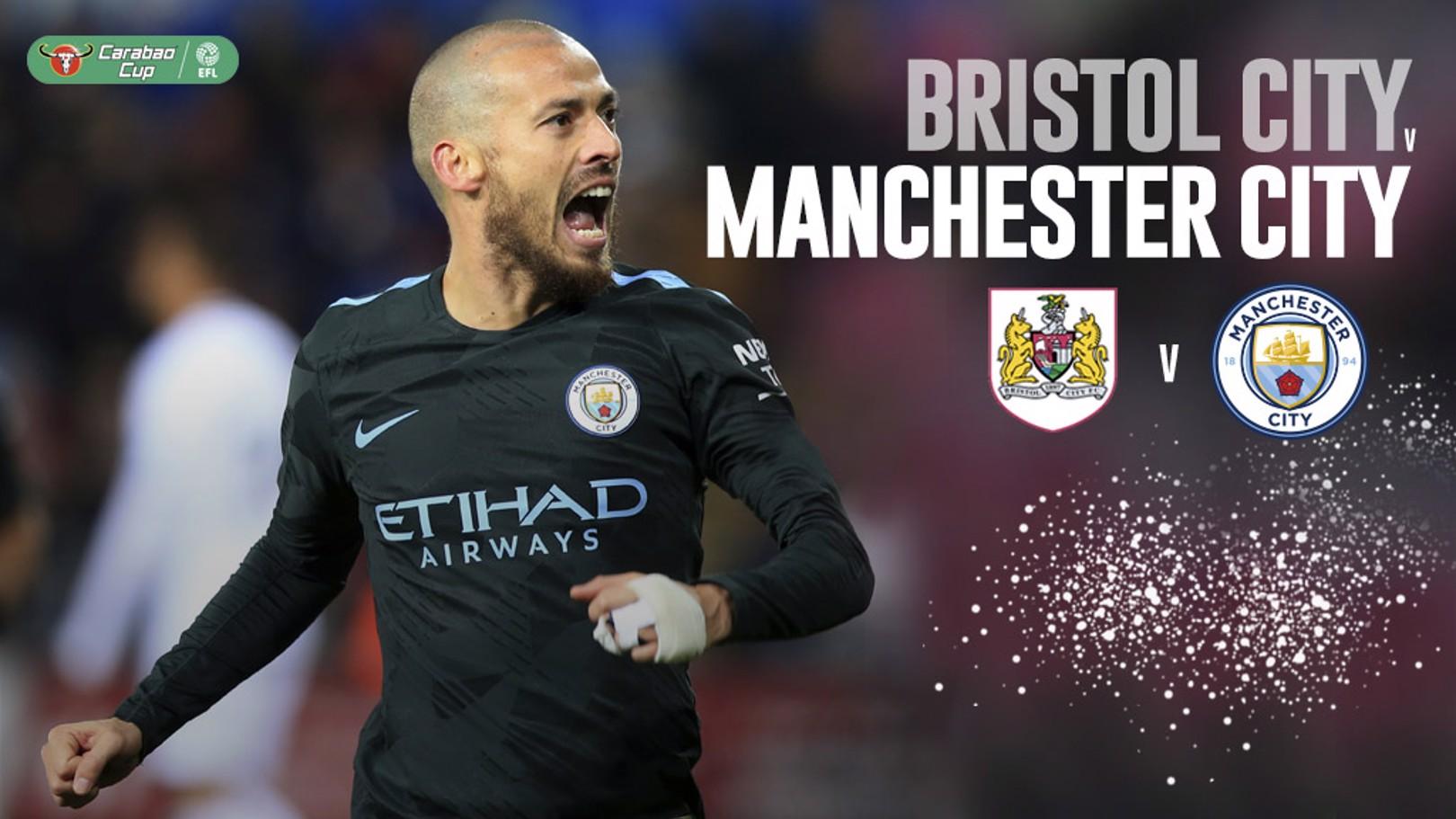 Bristol City - Manchester City.
