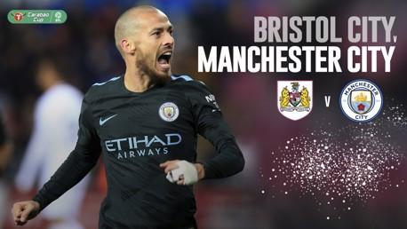 Manchester City - Bristol City.