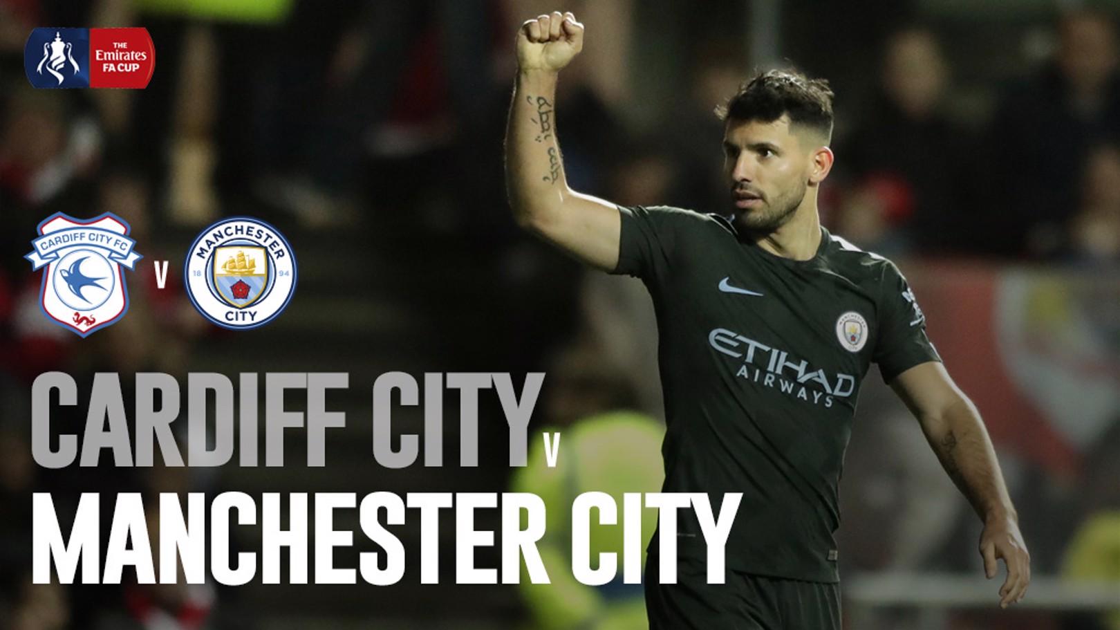 CARDIFF CITY – CITY. Cuarta ronda de la FA Cup.