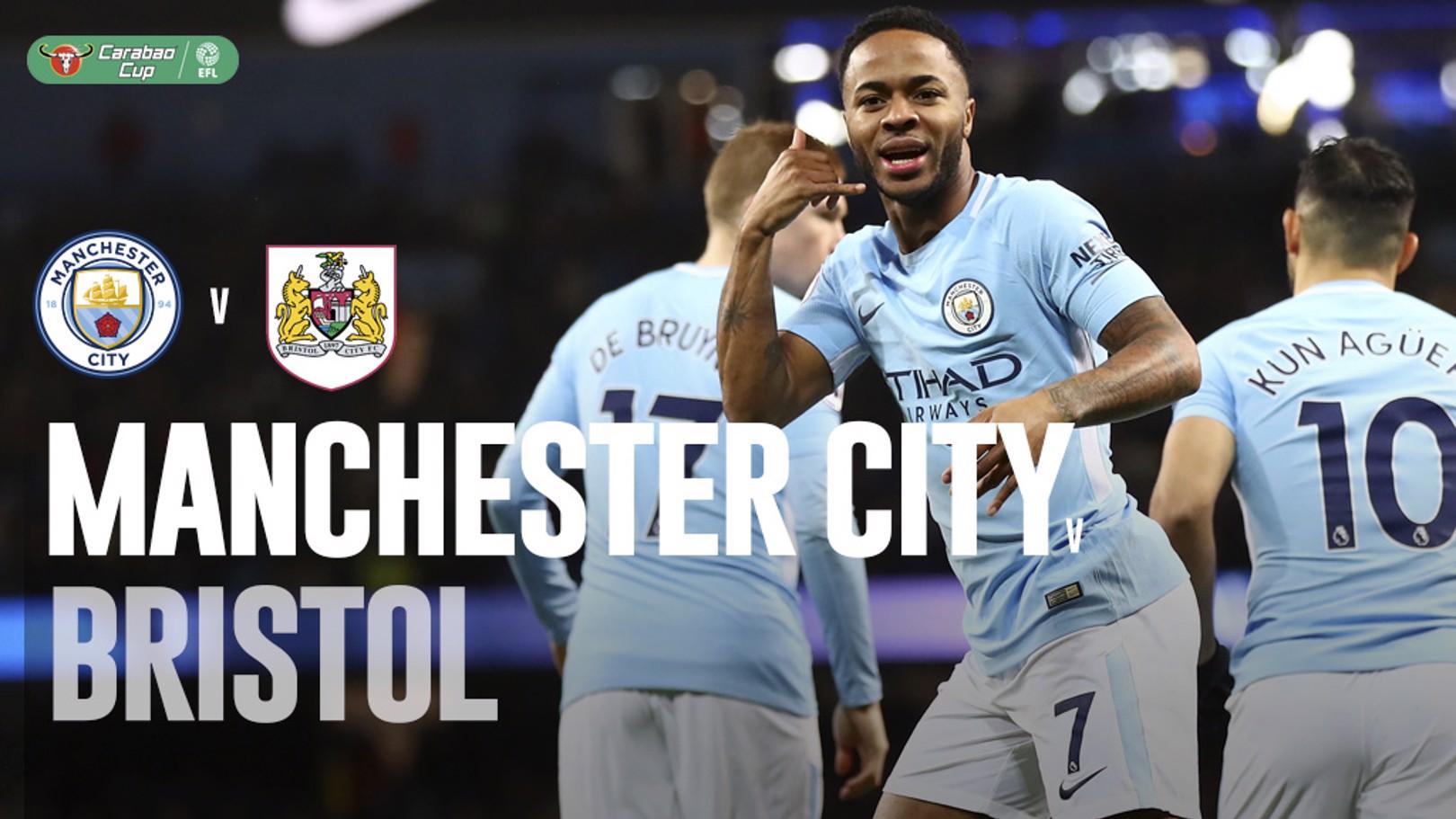 Man City x Bristol Sterling
