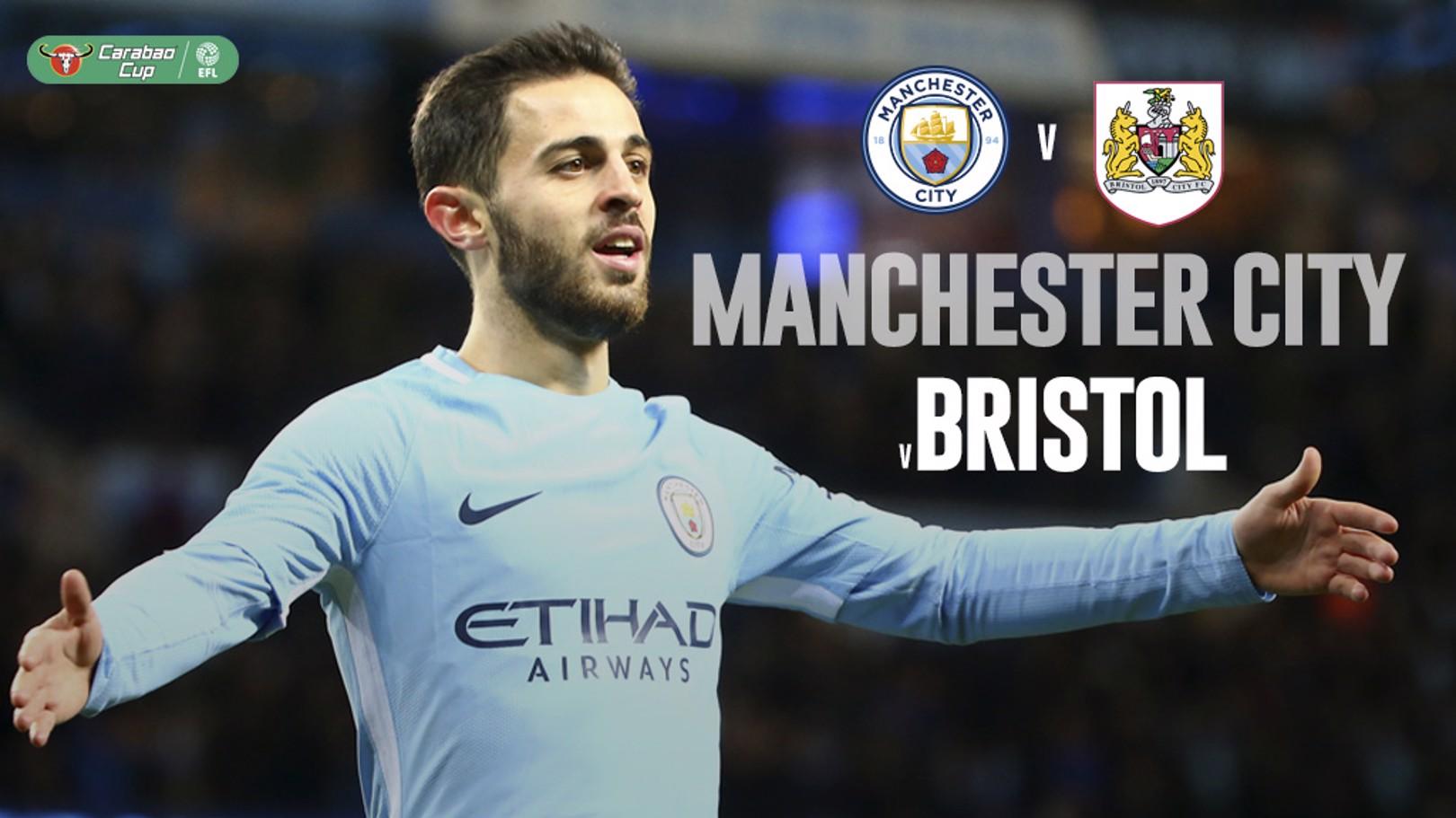 Man City x Bristol