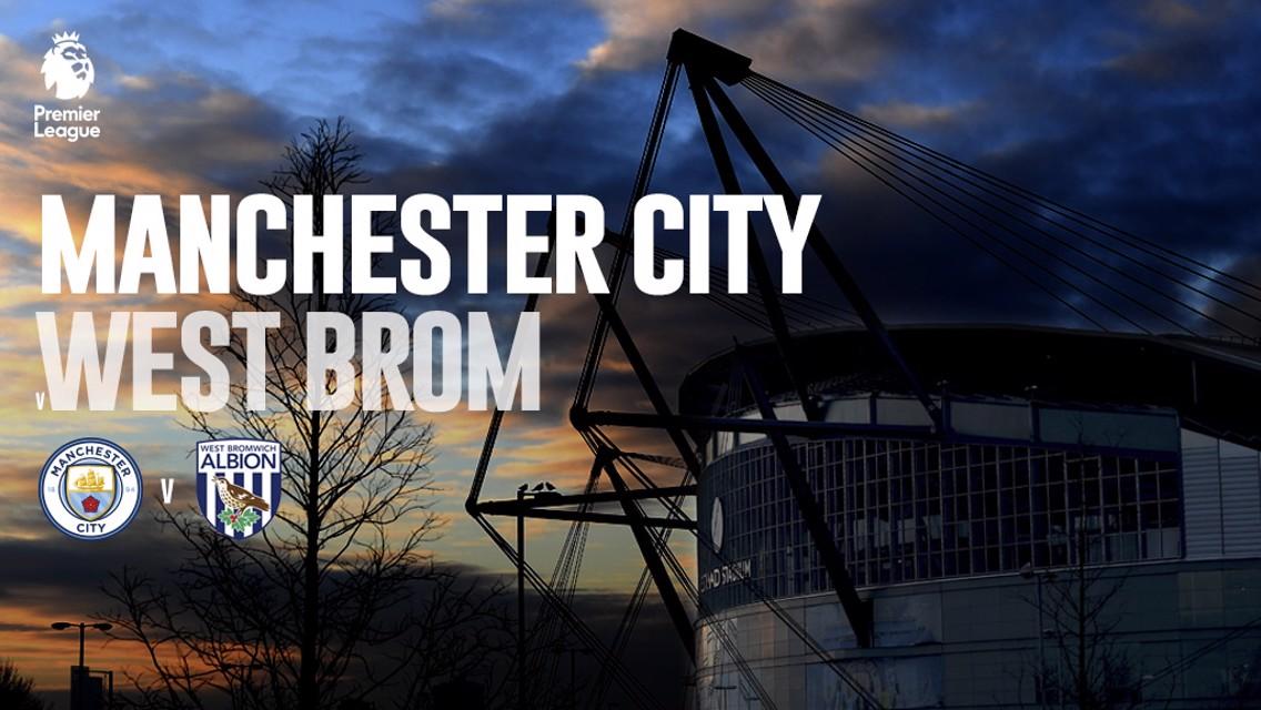 Man City x West Brom Estádio