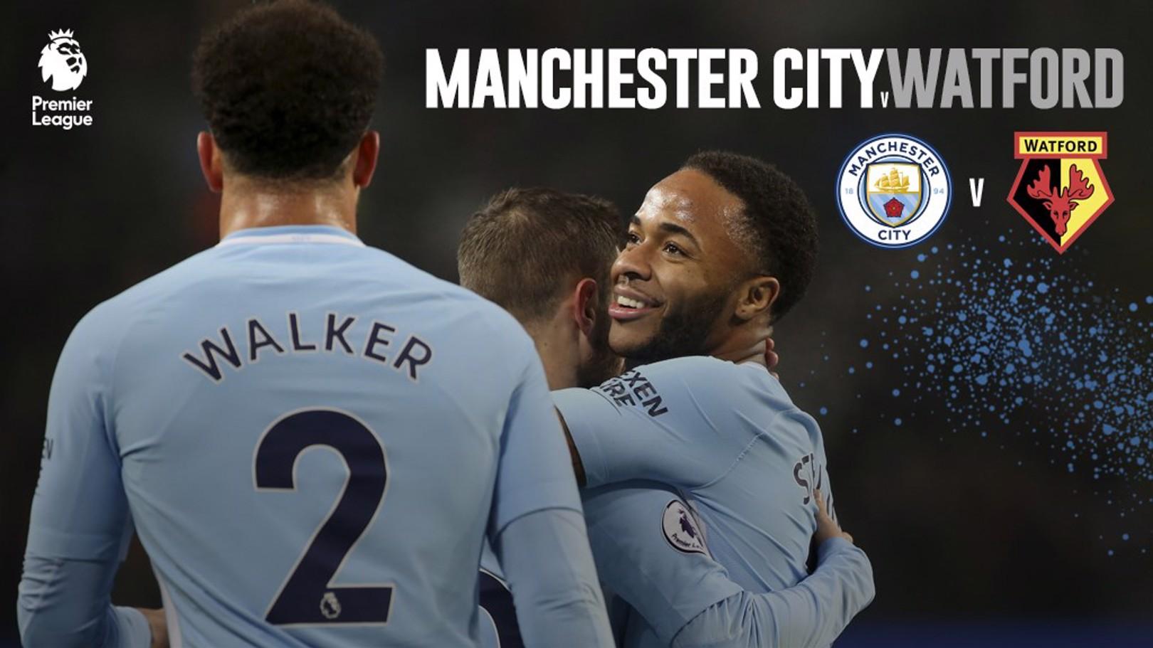 Cómo, cuándo y dónde ver el Manchester City - Watford.