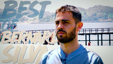 Bernardo Silva   Mini Messi 17/18