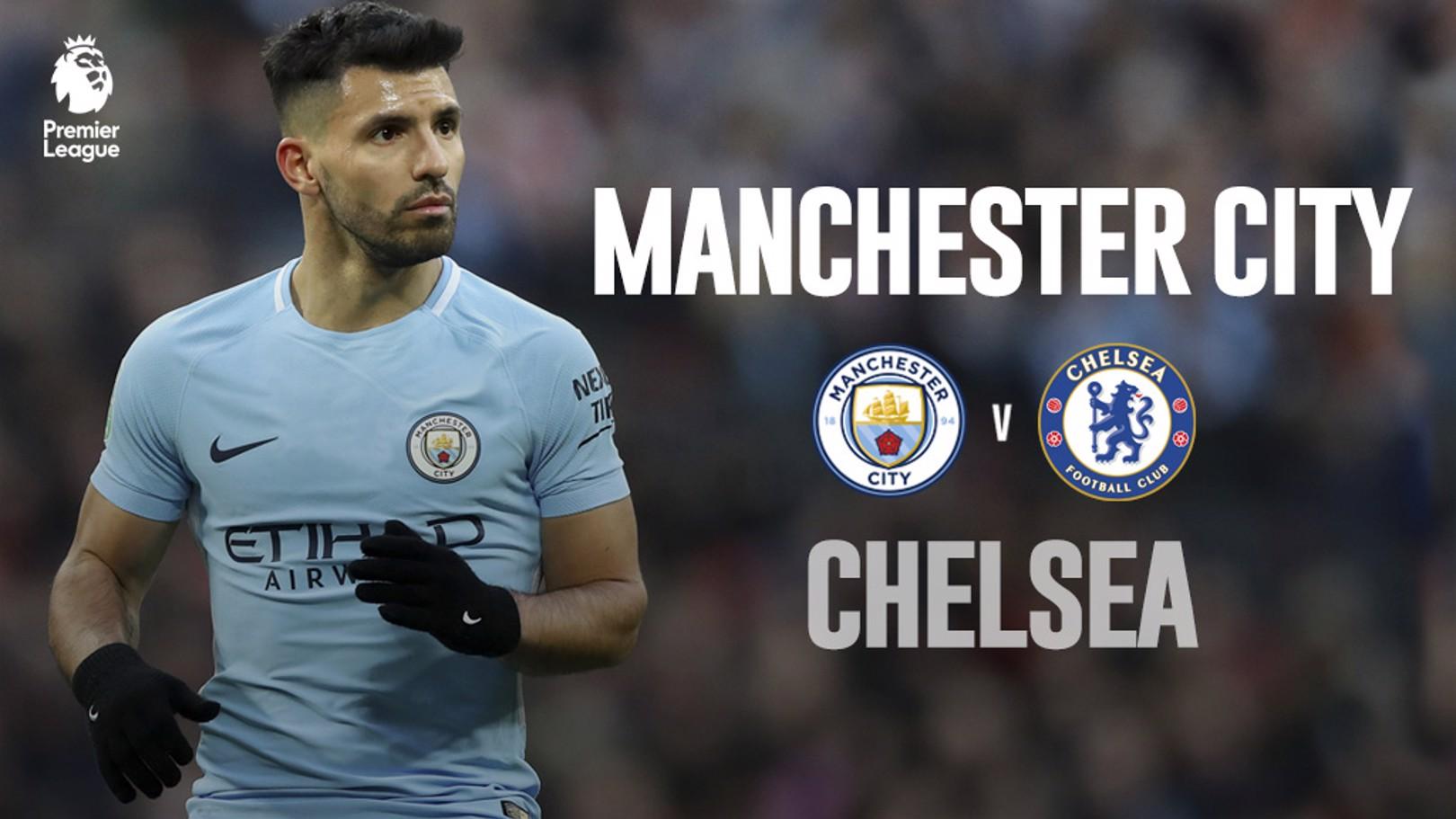 CITY-CHELSEA. 29ª jornada de la Premier League.