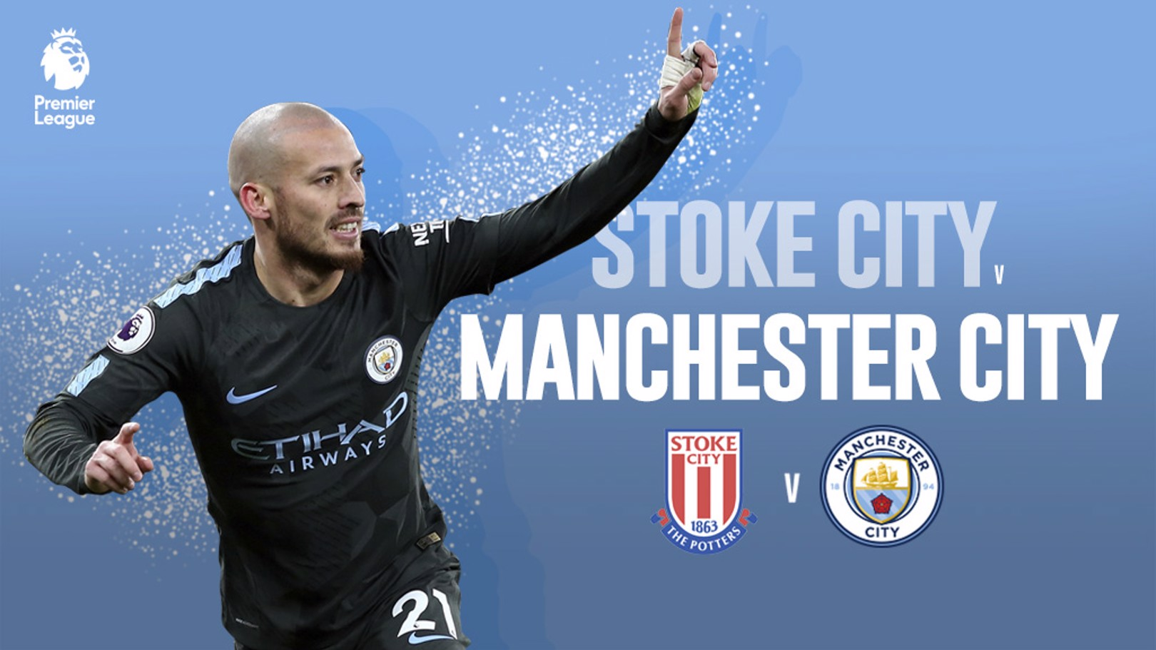 STOKE-CITY. 30ª jornada de la Premier League.
