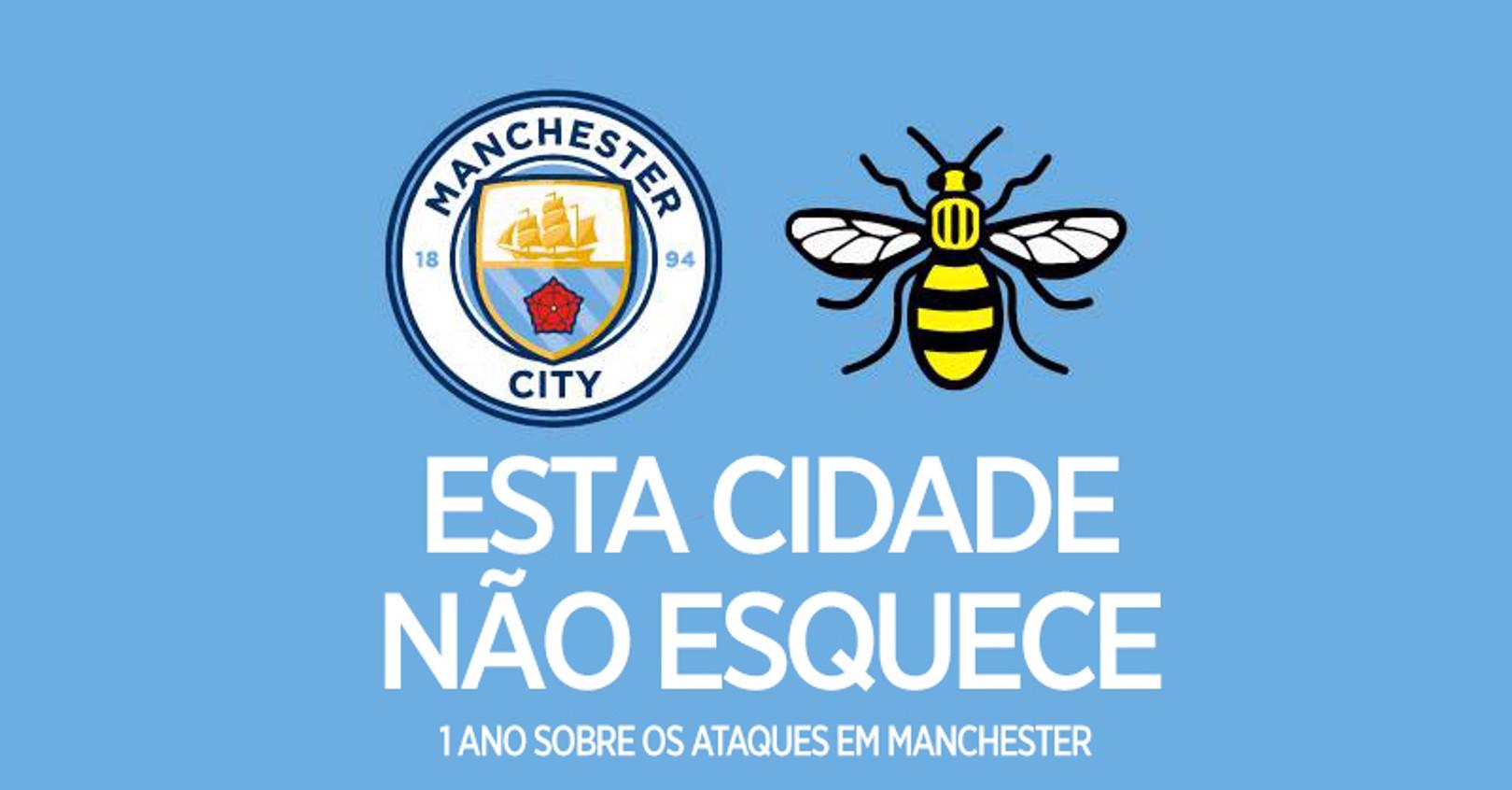 Manchester não esquece