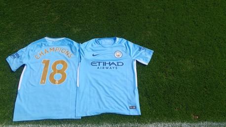 ¡Campeones! Gana una camiseta del City