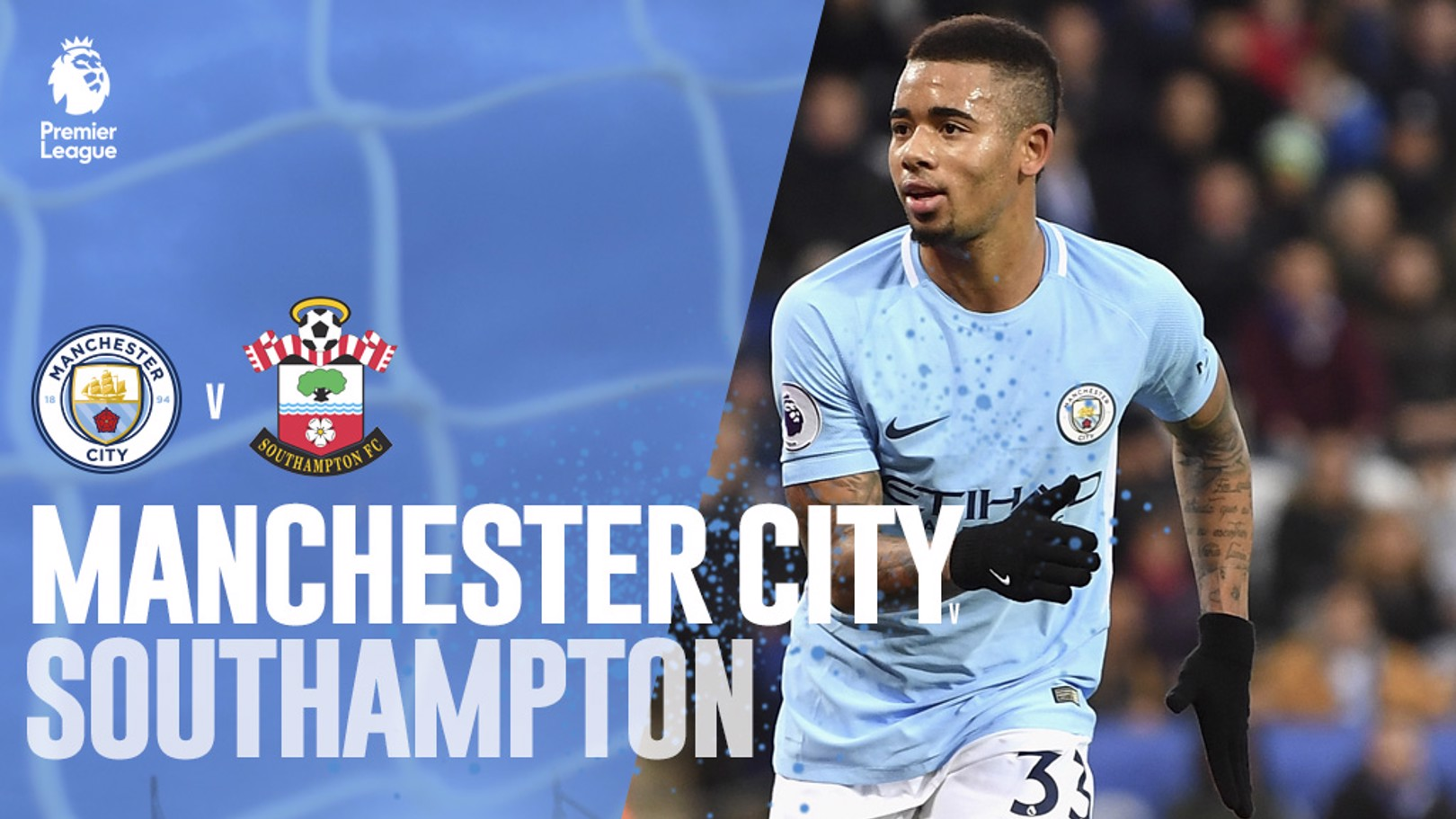 Man City x Southampton GJ