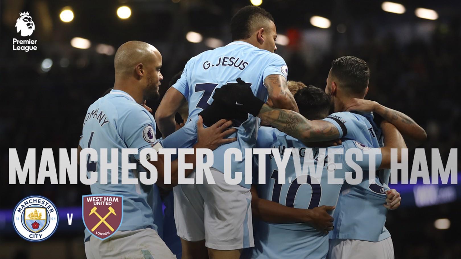 Man City x West Ham