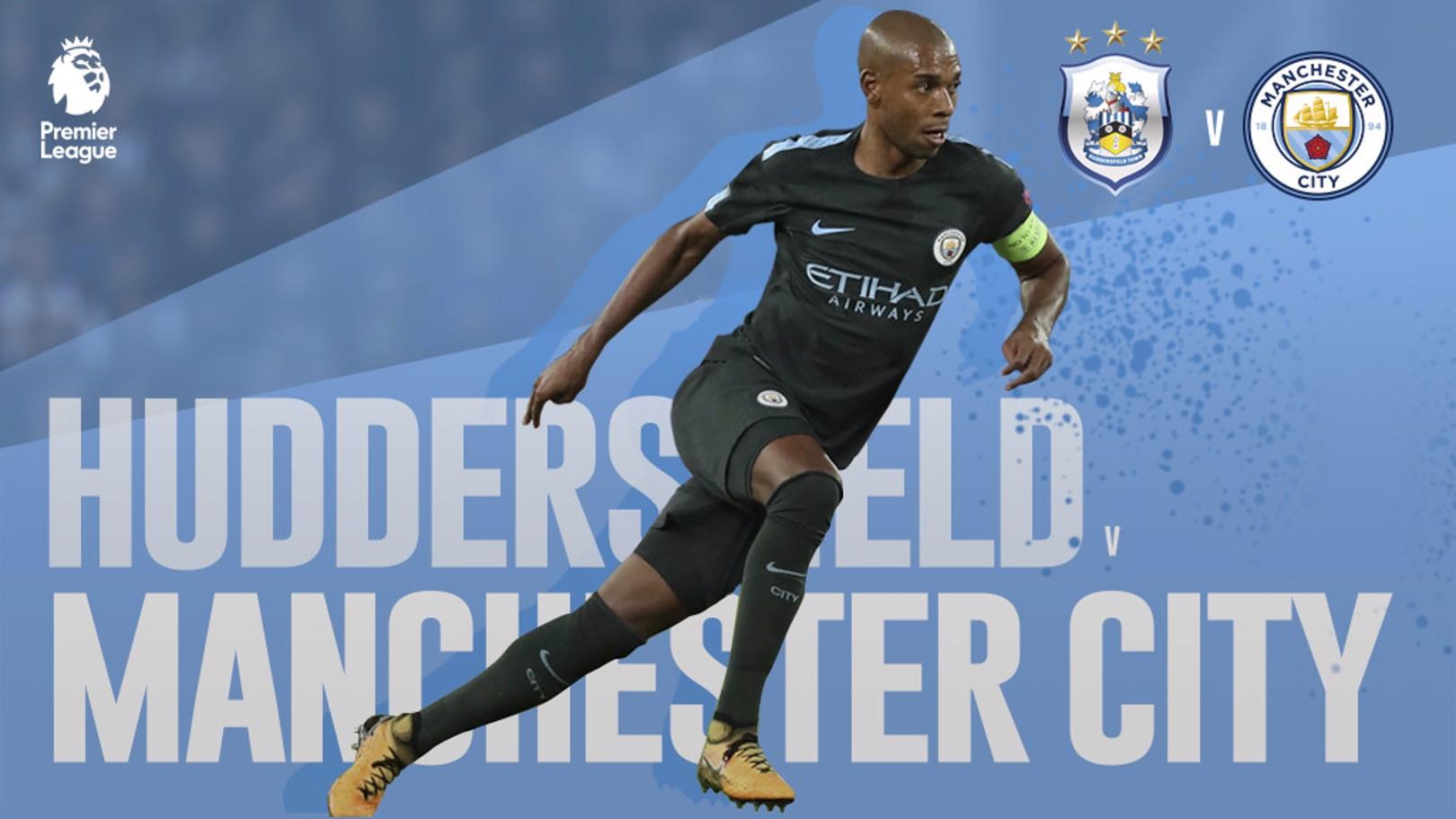 Huddersfield x Fernandinho