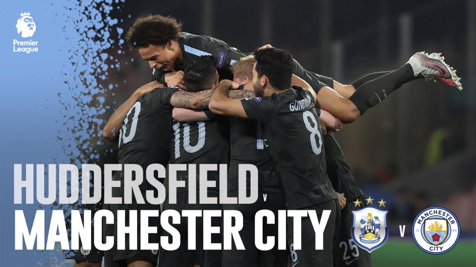 Leicester - Manchester City.